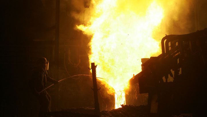 Demand for steel in the world in 2020 will fall by 6 4