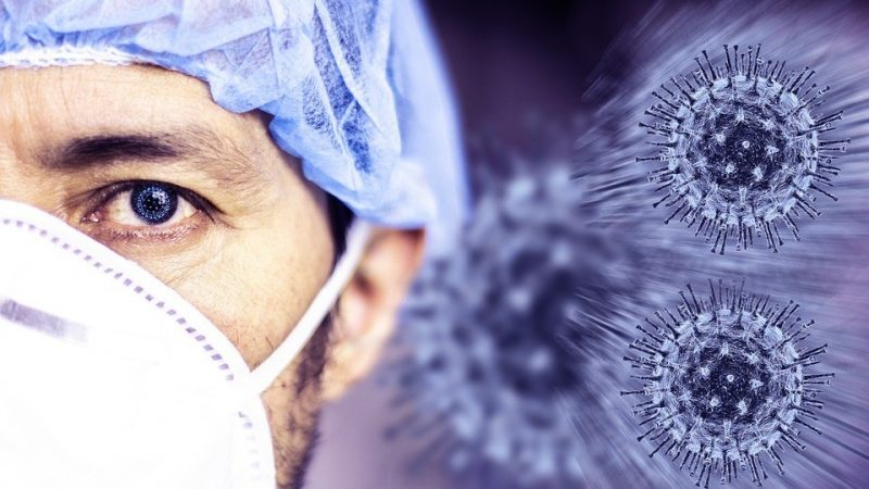 Doctors found changes in the brain in a patient with coronavirus