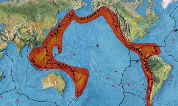 Earthquake Caused on Earth