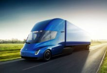 Elon Musk ordered the start of mass production of the Tesla Semi electric truck