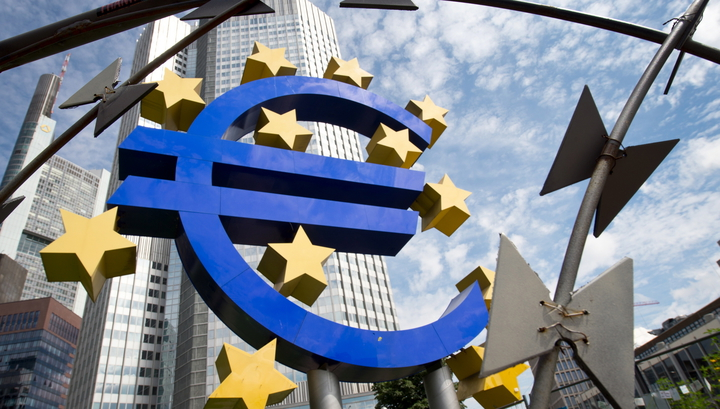 Eurozone GDP decline estimate in I quarter revised up to 3 6