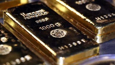 Photo of Gold stays at a monthly peak amid fears of a second wave of coronavirus