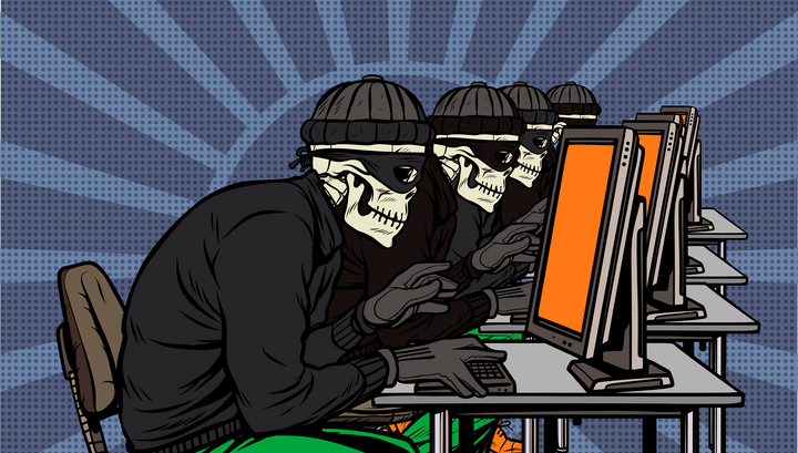 Hackers take advantage of mass work from home to rob companies