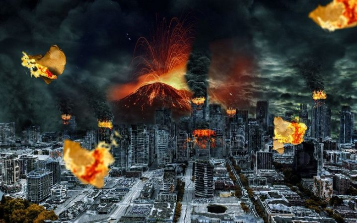 In the next 10 years a global cataclysm may occur in the world