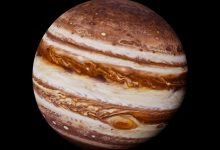 Jupiter analogue found near the solar system