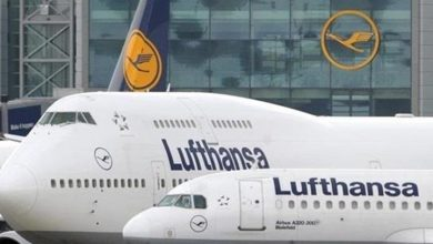 Loss of Lufthansa reached 2 124 billion euros in Q1