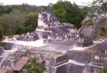 Mercury could cause the extinction of the ancient Mayan city