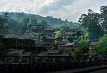 Mystery of a Chinese village in which for a century there have been no mosquitoes at all