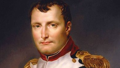 Photo of Napoleon's face recreated with photographic accuracy