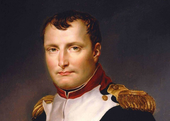 Napoleons face recreated with photographic accuracy