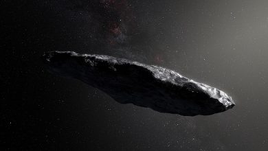 Oumuamua may be a space iceberg