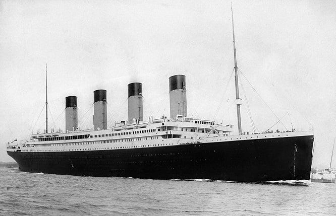 Photo of iceberg sinking Titanic discovered
