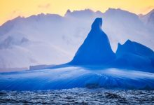Russian sailors discovered a mysterious cavity in Antarctica