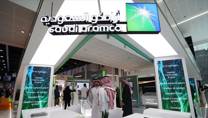 Saudi Arabia records higher oil sales prices