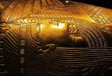 Scientists have found out who rests in a small Egyptian sarcophagus