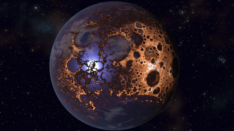 Some planets can form in just half a million years