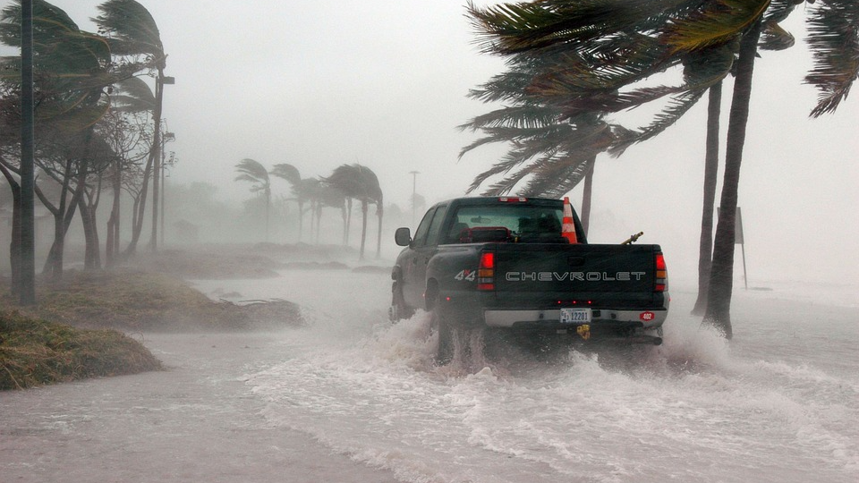 The hurricane season is approaching which could end in a real disaster