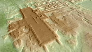 Photo of The largest and oldest Mayan monument found in Mexico