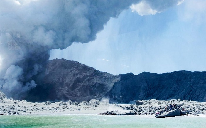 The largest volcanic zone ever discovered on Earth