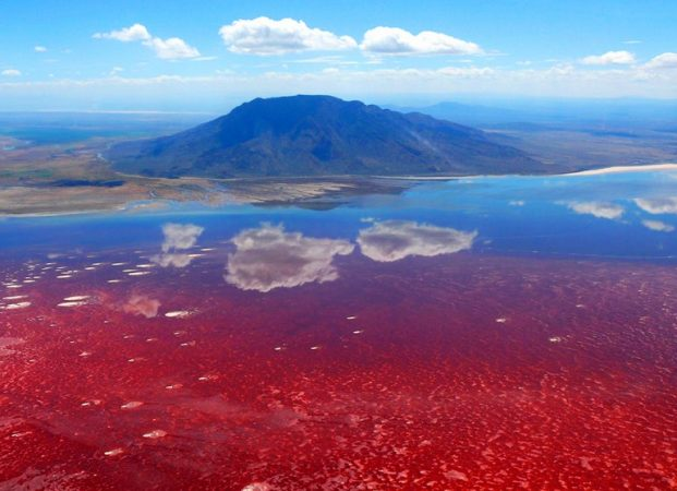 The most terrible lake on Earth is in Africa