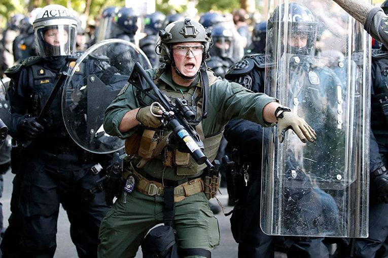 US National Guard in Washington 6