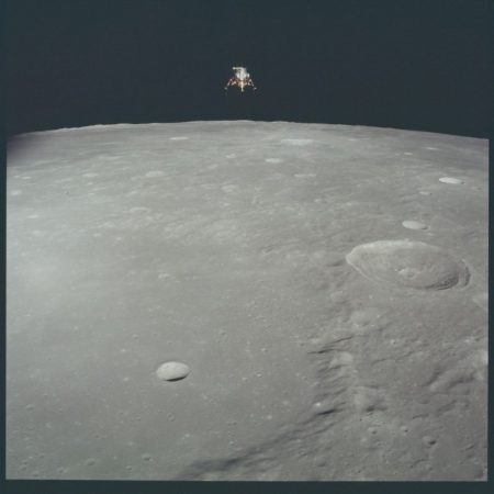 Unseen pictures of the Apollo 12