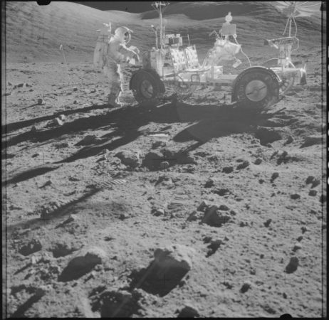 Unseen pictures of the Apollo 14