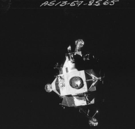 Unseen pictures of the Apollo 17