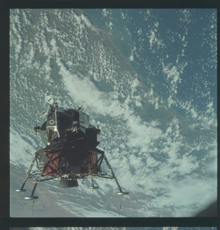 Unseen pictures of the Apollo 3
