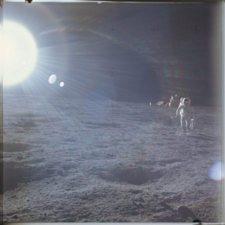 Unseen pictures of the Apollo 6