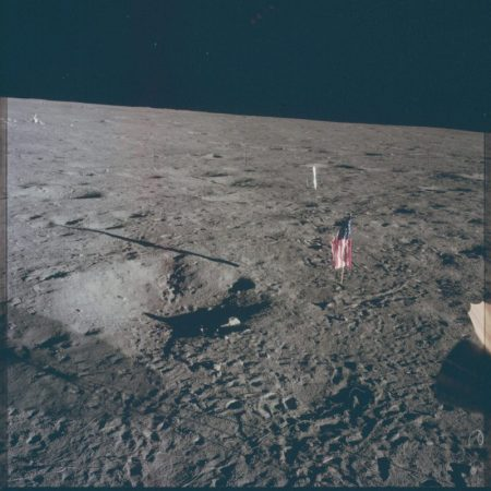 Unseen pictures of the Apollo 7