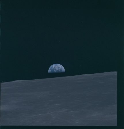 Unseen pictures of the Apollo
