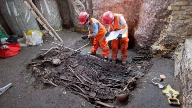 Photo of What are the excavations of ancient giant people