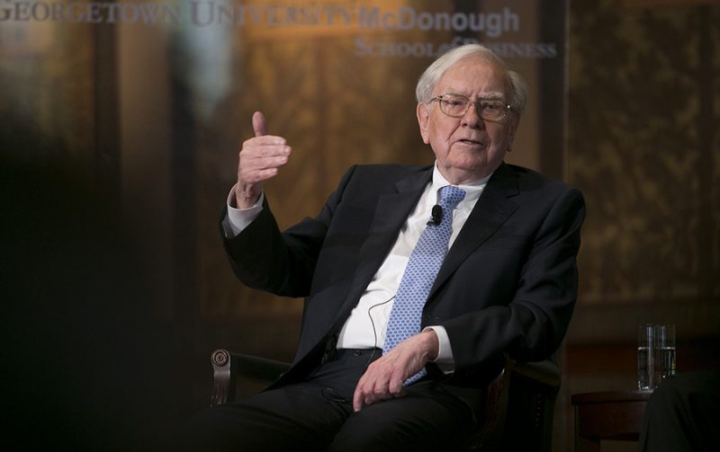 What does Warren Buffett make and why does he beat the market