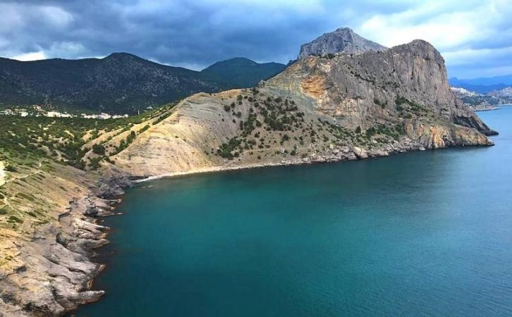 What is the danger of fresh water found in Crimea