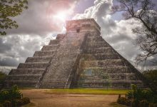 Why the ancient inhabitants of Mesoamerica erected pyramids