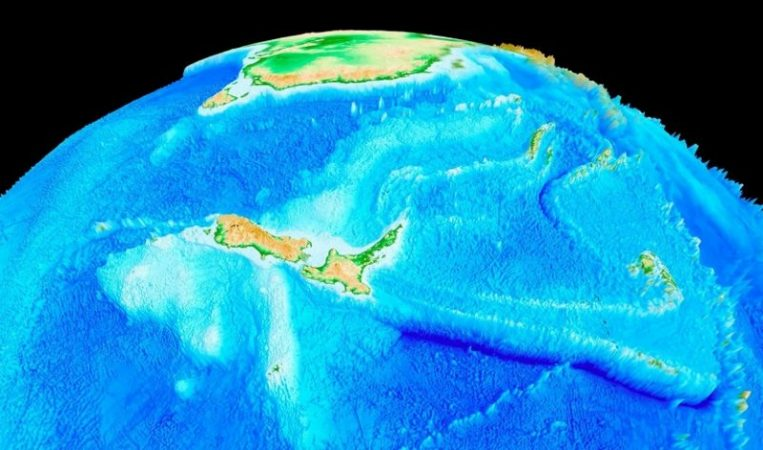 Zealand has an interactive map