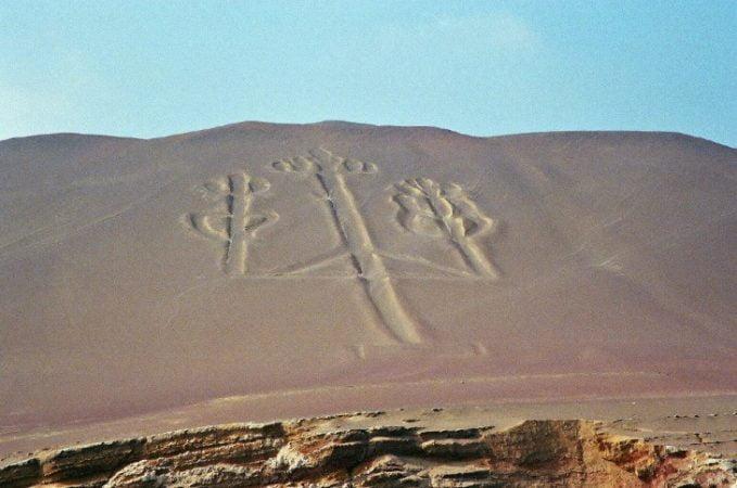 1 The Candelabrum of Paracas