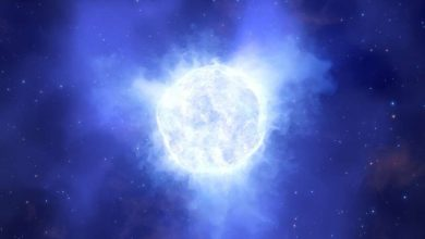 Photo of A massive star unexpectedly for astronomers just went out in the sky