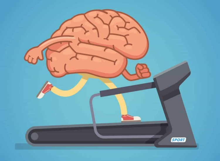 After these exercises your brain will become much more productive