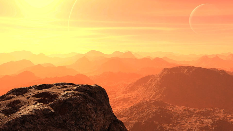 Astrophysicists say there may be life under the surface of Mars