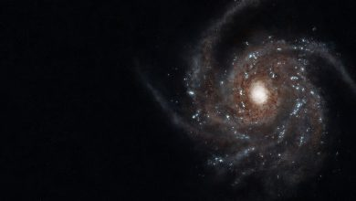 Beyond the Milky Way discovered a wall of a billion light years