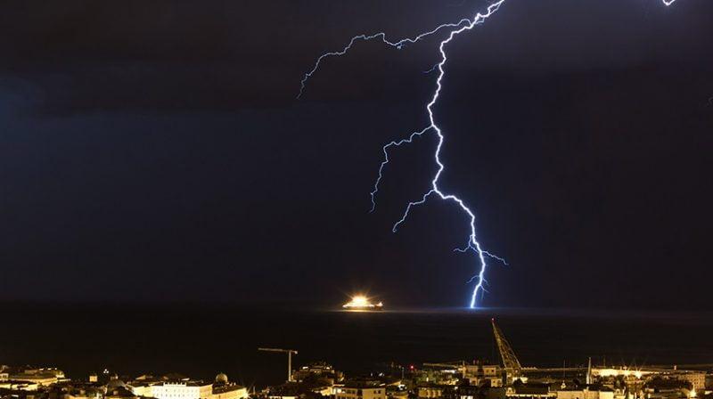 Brazil recorded the longest lightning in the world 1