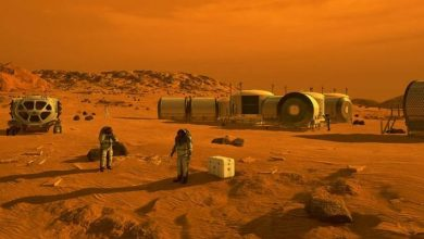 Photo of How many people do you need to colonize Mars?