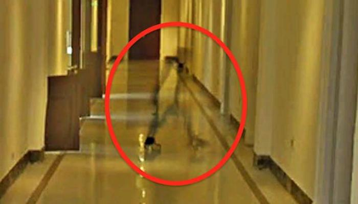 In the presidential mansion of Argentina discovered the alien