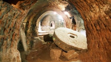 Mysterious sights of Turkey