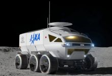 NASA and JAXA are working on a lunar mobile home