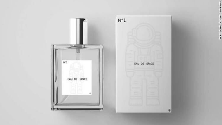 NASA will release a perfume with the scent of space