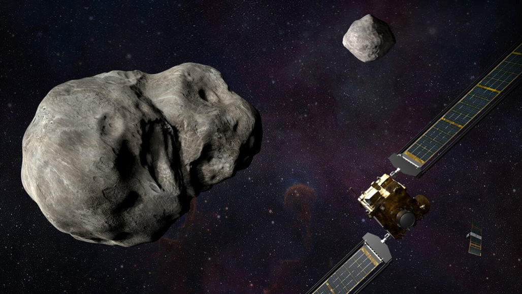 NASA will try to put the asteroid off course