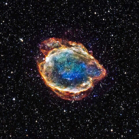 Neutrino streams talk about an approaching supernova explosion